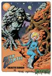 Kit Carter vs. The Astro Zombies Color