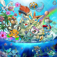 CE: Pokemon :SUMMER TIME: