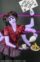 Muffet POSTER by stylechameleon