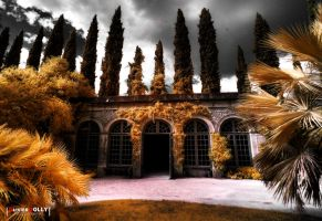 Orangerie by bamboomix