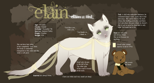 Elain and Ted by Capukat