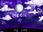 YOU ARE THE MOON OF MY LIFE by Shinkomi
