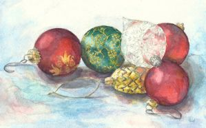 Ornaments by springartist