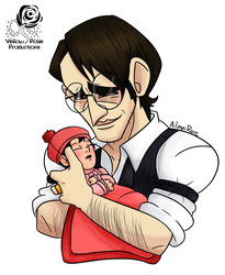 DST: His Little Rose by Aileen-Rose