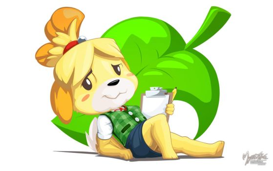 Isabelle by mysticalpha
