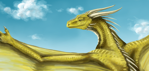 Her Yellowness by Grees19