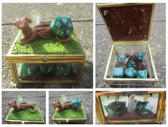 Dragon Dice Box by keykaye