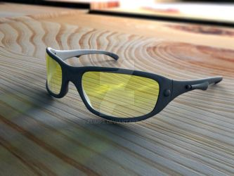 3D glasses by flimps