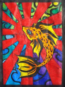 Koi by melodyprower11