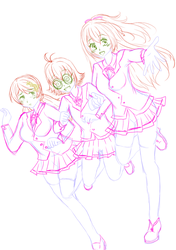 The Tori Babies have Returned!!! by sariberrystar