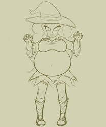 Witch Adagio by Funble