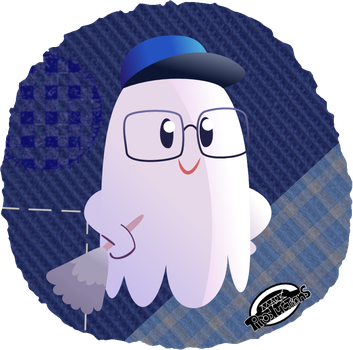 The Ghost Janitor by MarkProductions