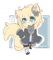 Chibi Aysil~!! by Orcchii