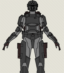 ED soldier by hardcase1