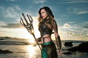 Unite the Sevens - Aquaman Cosplay by raquelsparrowcosplay