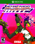 JetSetRadio Fusion ---Cover--- JSRF by kevboard