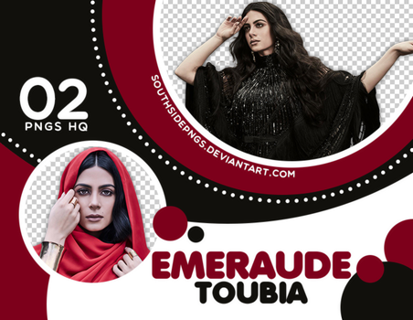 Png pack 3626 - Emeraude Toubia by southsidepngs