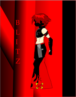 Blitz final concept colored by Virusinthesystem