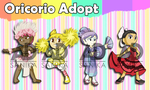 Oricorio Adopt [OPEN] -Points or Paypal- by ADSanika