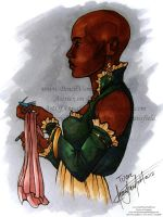 Daugher of the Nine Moons by AnnaCStansfield
