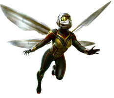 Antman and the Wasp Hope Van Dyne PNG by Metropolis-Hero1125