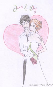 Potter Wedding by Grouillote-oh