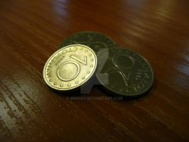 Coins by Mimsss