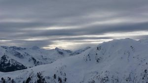 cold mountains IV by mimose-stock