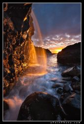 Fire Falls by aFeinPhoto-com