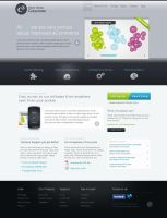 Clean Classy Corporate Theme by WebCrafters