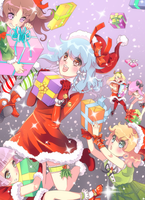 Merry Christmas 2012 by cherrycheezy