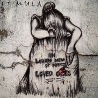 Stimula (keep me alive) art by ECTO87