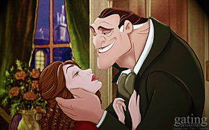 Gone With The Wind - Disney Version by gating