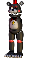 Lefty Freddy fazbear's simulator WIP 2 by NathanzicaOficial
