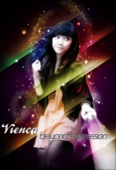 Vienca 'Beyond Expression' by dradesigner