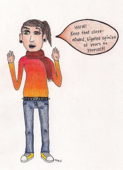 No Comments Period by splitpersonaligay