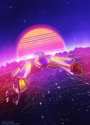 Space 1982 by elreviae