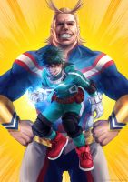 My Hero Academia by AgusSW