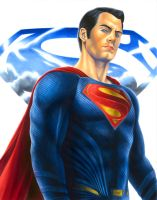 BvS: Superman by smlshin