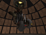 Steampunk GLaDOS - WIP 9 by ZauberParacelsus