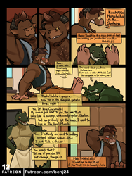 The Cyanfire Origins I Page 12 by benj24