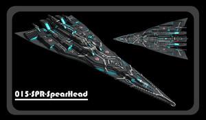Starmade-SpearHead by BasilLoon