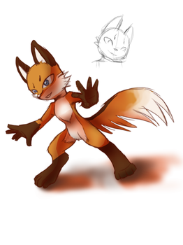 -.-Fox Concept 04-.- by Embercia