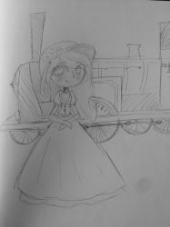 Trains by rosalinawysteria92