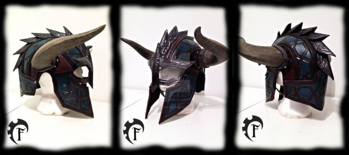 Dwarf Helmet by Feral-Workshop