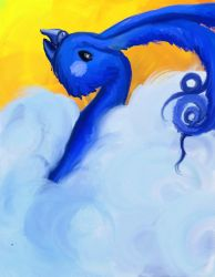 Altaria by SomebodyOutHere
