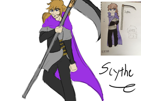 Request: Scythe by Kingpippi