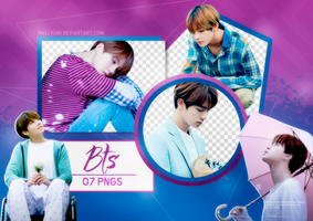 PNG PACK: BTS #12 by Hallyumi