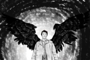 I am an Angel of the Lord by xPsychedelicPsychox