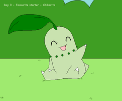 30 Day Pokemon Challenge - Day 3 by TheDannyMan